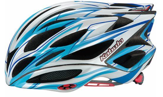 OGK Kabuto MOSTRO-R モストロR 【ラックブルー】 自転車 ヘルメット 【送料無料】(沖縄・離島を除く)