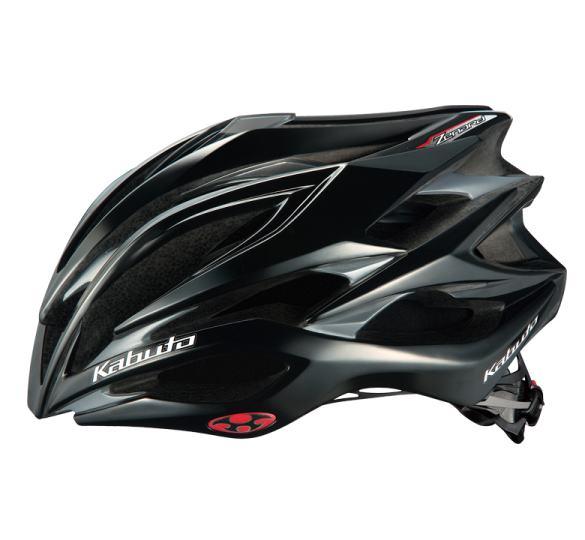 OGK Kabuto Zenard ゼナード 【ブラック】 自転車 ヘルメット 【送料無料】(沖縄・離島を除く)