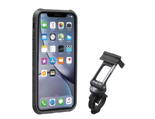 TOPEAK トピーク ライドケース (iPhone XR 用) セット 自転車用