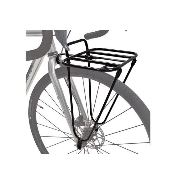 DAVOS FR-1 人気の定番 フロントラック 自転車 フロントキャリア 希少 荷台 一部地域を除きます 送料無料