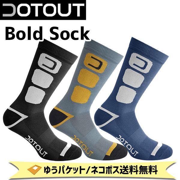 靴下 アナトミックソックス DOTOUT ドットアウト Bold Sock ソックス EU40 ゆうパケット 在庫あり いよいよ人気ブランド 43 ネコポス送料無料 自転車 L-XL