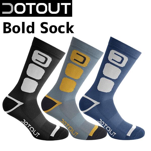 靴下 アナトミックソックス DOTOUT ドットアウト Bold Sock 100%品質保証! 43 ソックス L-XL 卓出 EU40 自転車