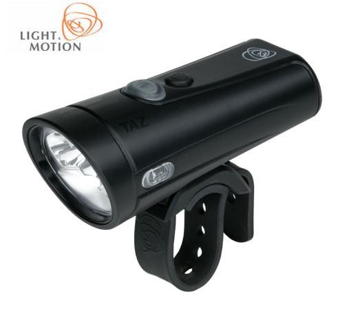 LIGHT&MOTION ライトアンドモーション TAZ 1500 ブラック/ブラック 自転車 送料無料 沖縄・北海道・離島は追加送料かかります