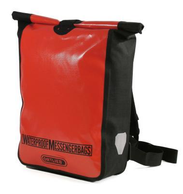 オルトリーブ メッセンジャーバッグ 【レッド】 Messenger Bag 【送料無料】(沖縄・離島を除く)