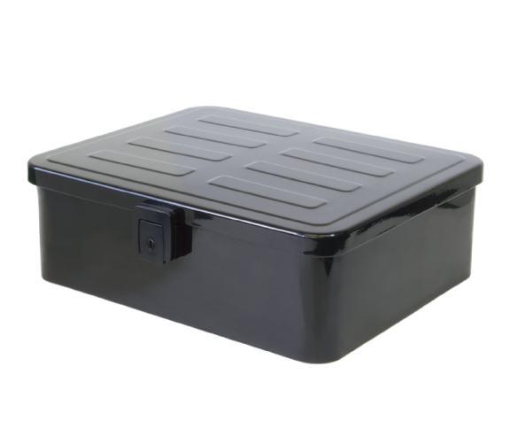 ラゲッジボックス 荷箱 付与 ◆セール特価品◆ リンエイ ラゲッジBOX 自転車 No.2 ブラック NO.2