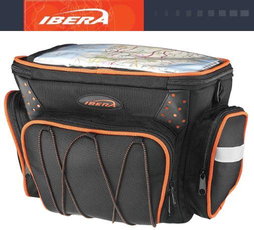 IBERA IB-HB3 ハンドルバーバッグ