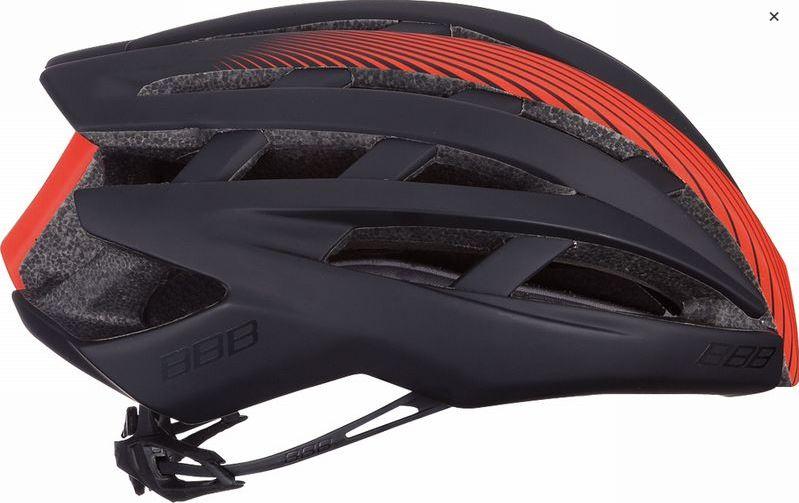 BBB ヘルメット イカロス ブラック Lサイズ 自転車 送料無料 沖縄・北海道・離島は追加送料かかります