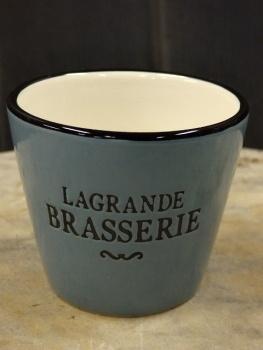 正規認証品 新規格 セール特別価格 陶器鉢ブラックスリーポットJY-004BL