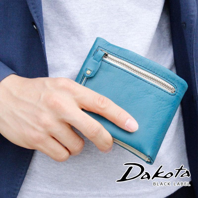 【選べるノベルティ大好評】二つ折り財布 2折財布 Dakota BLACK LABEL ダコタブラックレーベル バルバロ 0624701(0623001)