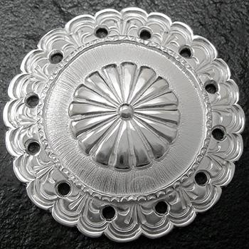 アリゾナフリーダム シルバーアクセサリー コンチョ 【NO.3】 シルバーコンチョ NO.3-010 素材: SV925 【Concho】