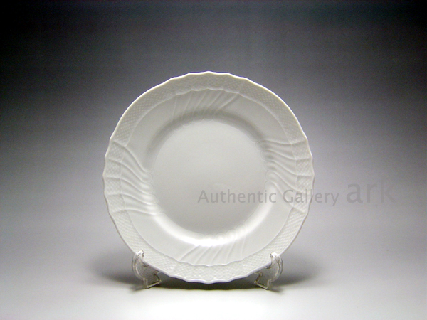 Richardsinori Richard Ginori Vecchio white plate 22 cm (21.5 cm plate)