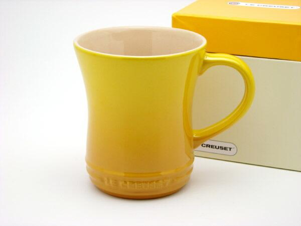 Le Creuset Mug S Dijon Yellow