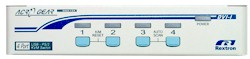 KVMスイッチ Rextron社 DAG104