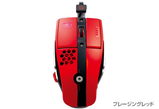 Thermaltake LEVEL 10 M Mouse(Red) 正規代理店保証付
