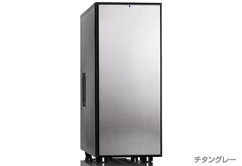 Fractal Design Define XL R2 Titanium 正規代理店保証付