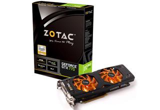 【送料無料】 ZOTAC GeForce GTX 770 正規代理店保証付