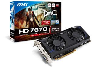 MSI R7870-2GD5T/OC HD7870