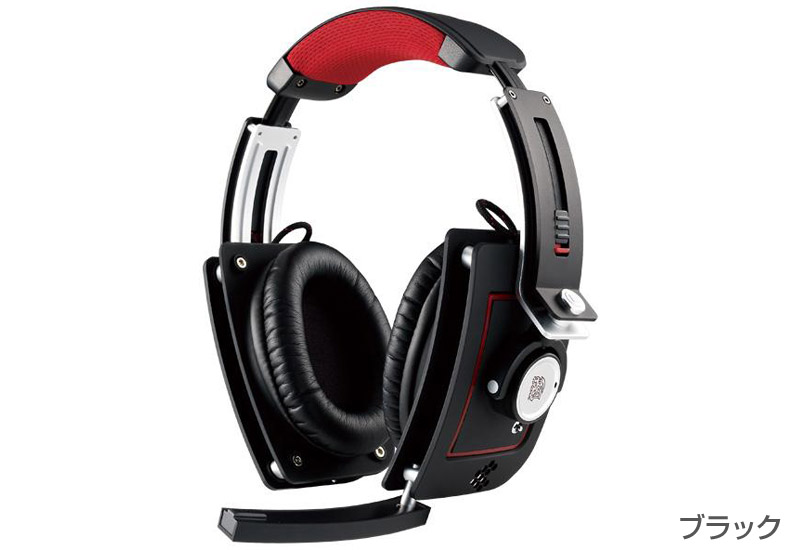 Tt eSPORTS LEVEL 10 M Headset(Black) 正規代理店保証付