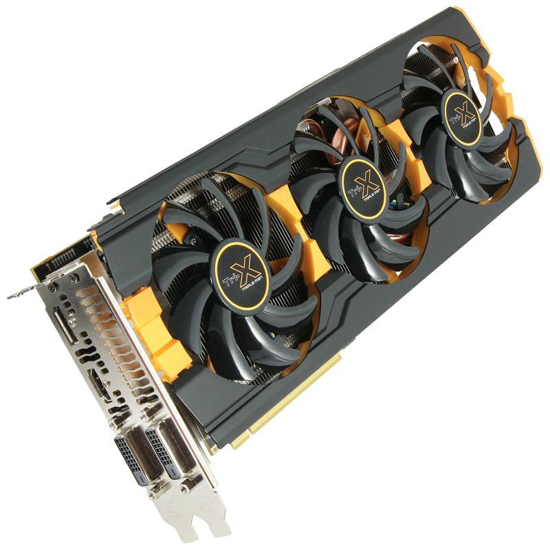 【送料無料】 R9 290 4G GDDR5 PCI-E DUAL DVI-D / HDMI / DP TRI-X OC VERSION (UEFI) FULL BF4 EDITION 正規代理店保証付
