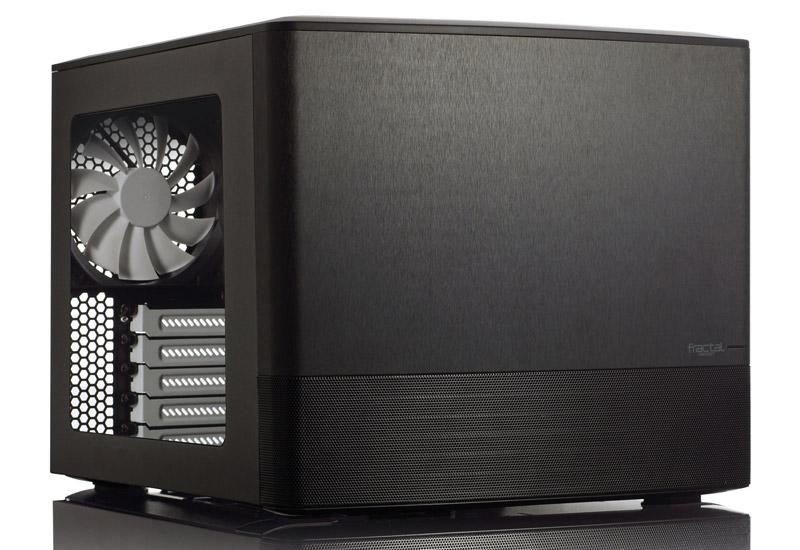 【送料込み】Fractal Design Node 804 black 正規代理店保証付 【代引き不可】