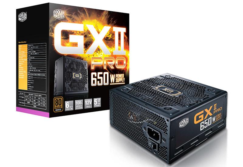 【送料無料】Cooler Master GXII PRO 650W 正規代理店保証付