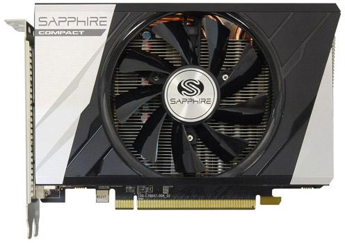 【送料無料】Sapphire R9 285 2G GDDR5 PCI-E HDMI/DVI-I/DUAL MINI DP ITX COMPACT OC 正規代理店保証付