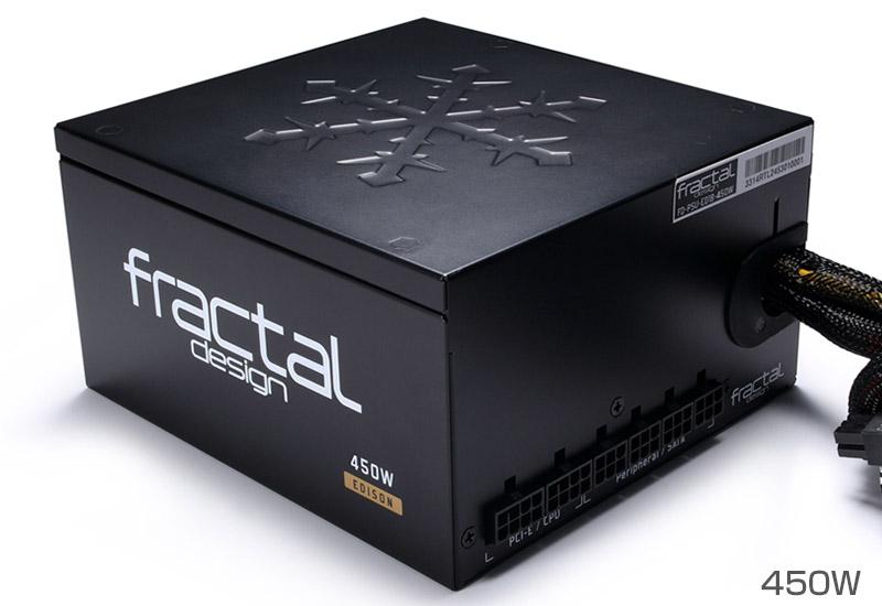 Fractal Design Edison M 450W 正規代理店保証付
