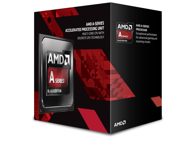 【送料無料】AMD A8 7670K Black Edition BOX  Quiet Cooler 正規代理店保証付