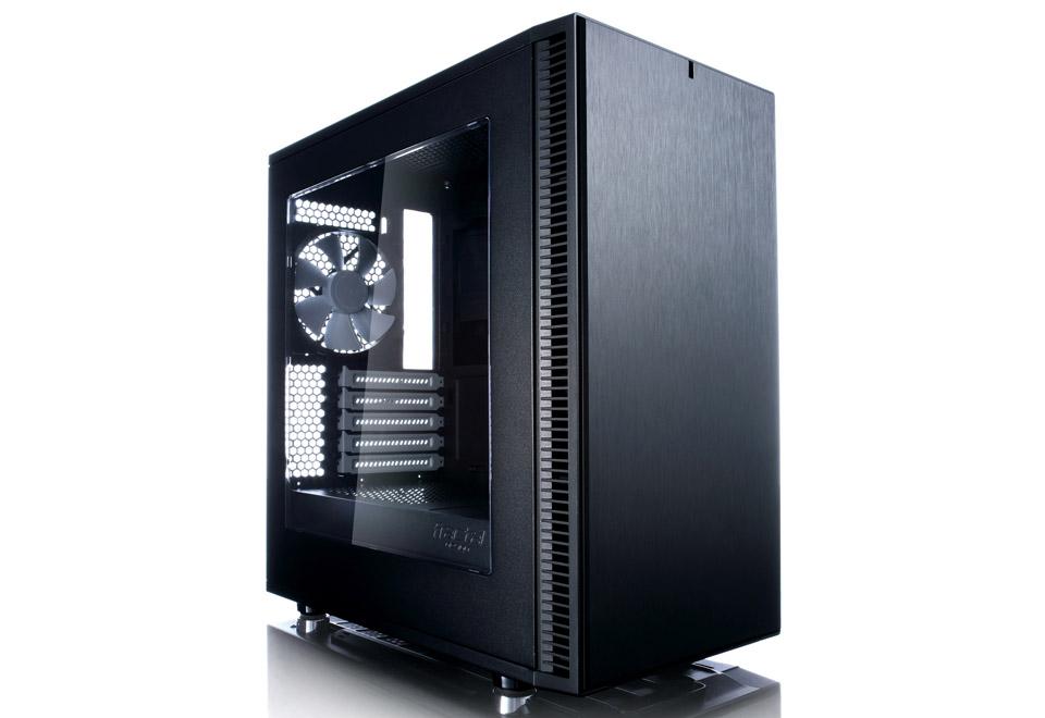 【送料無料】Fractal Design Define Mini C Black Window 正規代理店保証付 cs6474
