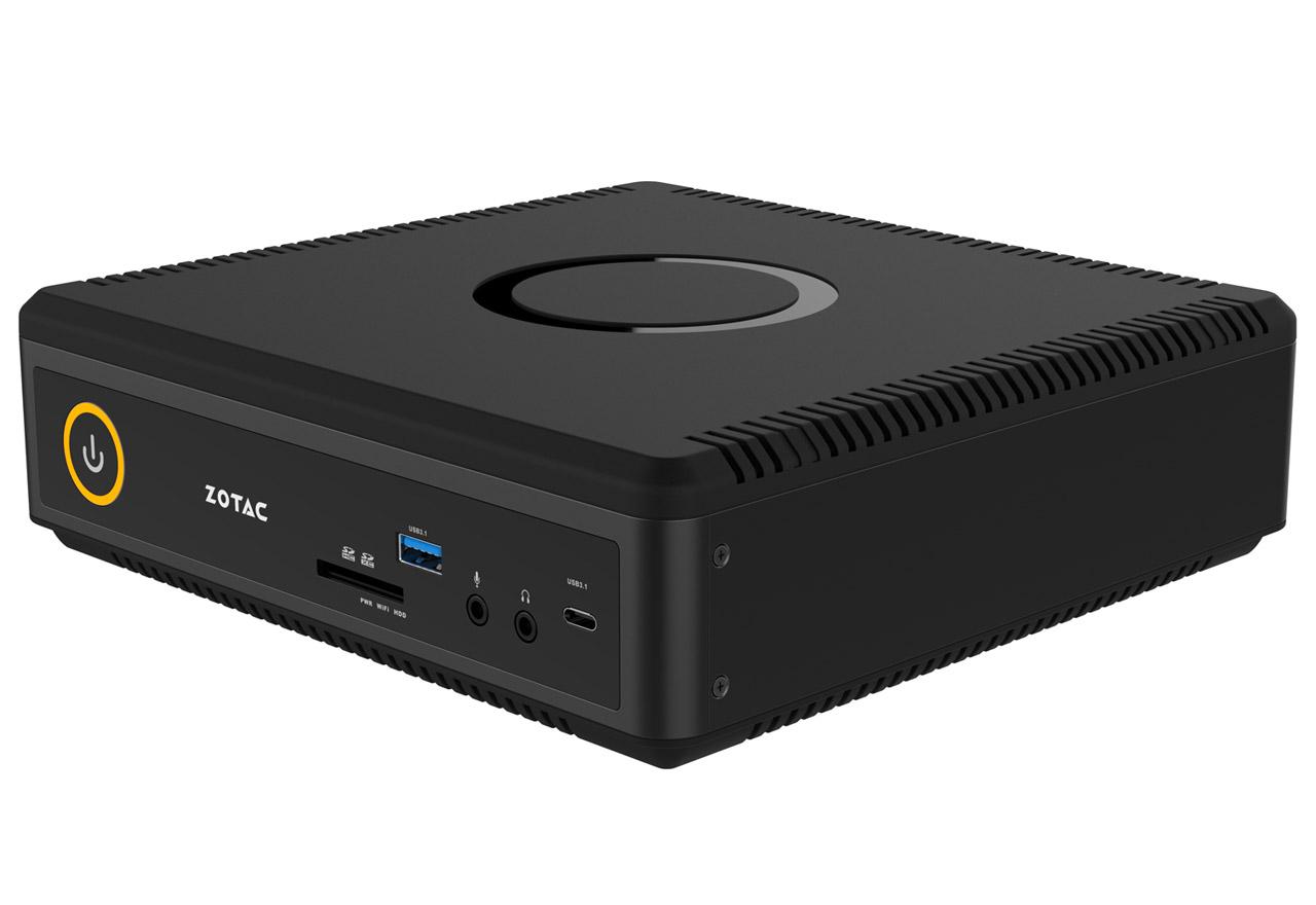 【送料無料】ZOTAC ZBOX MAGNUS EN31050 Windows 10 Home 正規代理店保証付