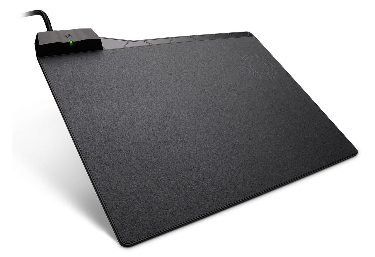 【送料無料】Corsair MM1000 Qi Wireless Charging Mouse Pad 正規代理店保証付 ms328