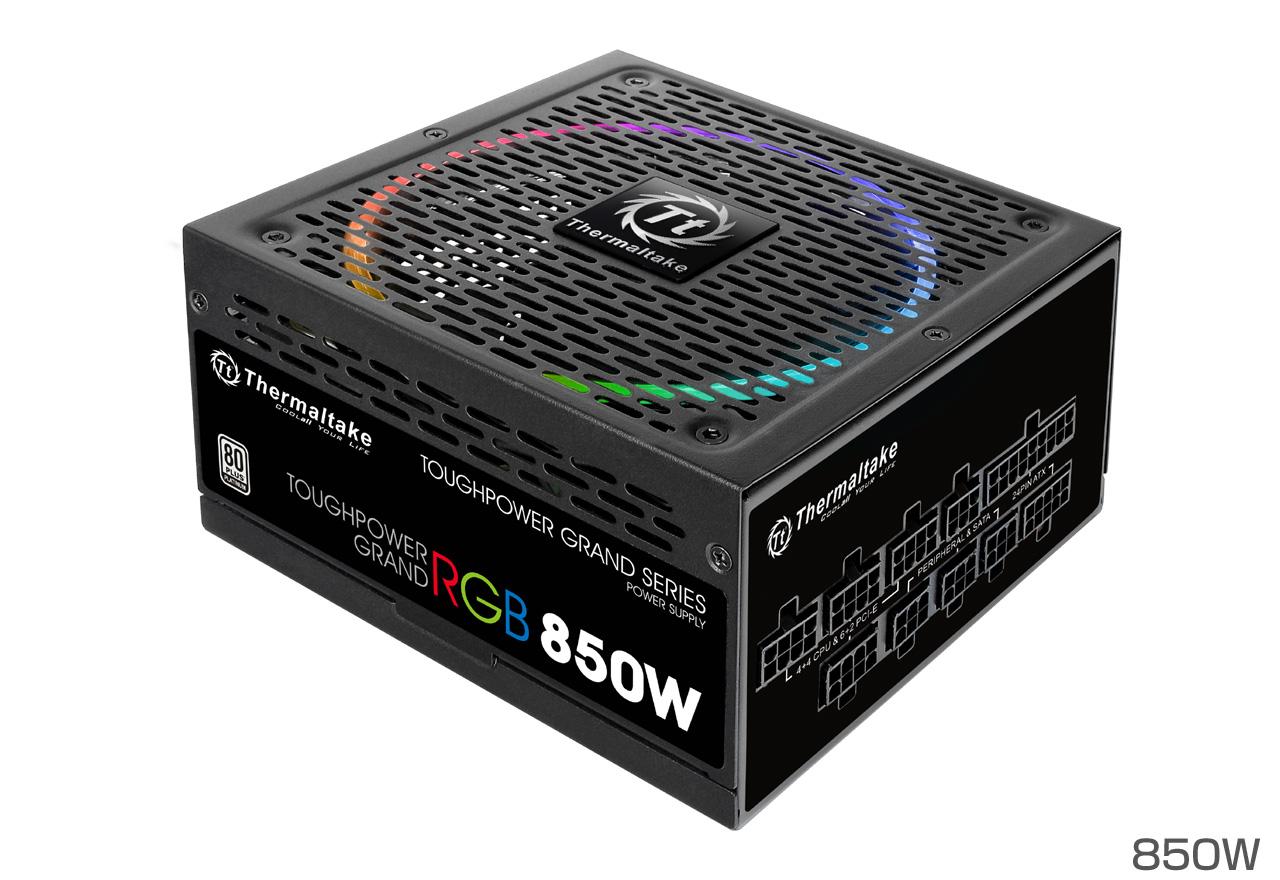 【送料無料】Thermaltake TOUGHPOWER GRAND RGB PLATINUM 850W 正規代理店保証付