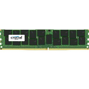 【送料無料】crucial 32GB DDR4 2133 MT/s (PC4-2133) CL15 QR x4 ECC Load Reduced DIMM 288pin 正規代理店保証付