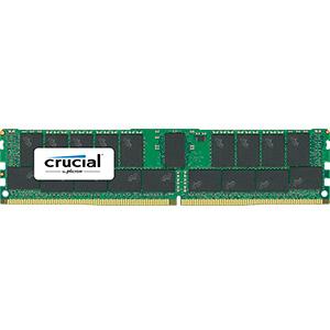 【送料無料】crucial 32GB DDR4 2400 MT/s (PC4-2400) CL17 DR x4 Registered DIMM 288pin 正規代理店保証付