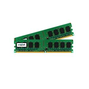【送料無料】crucial 16GB Kit (8GBx2) DDR3 1866 MT/s (PC3-14900) CL13 Unbuffered ECC UDIMM 240pin 正規代理店保証付