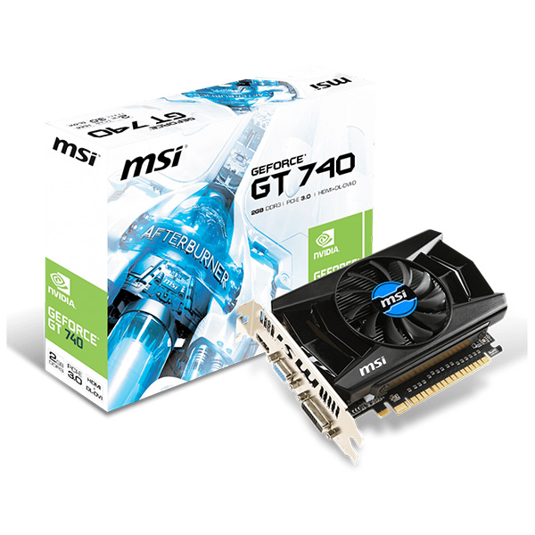 MSI N740-2GD3 正規代理店保証付