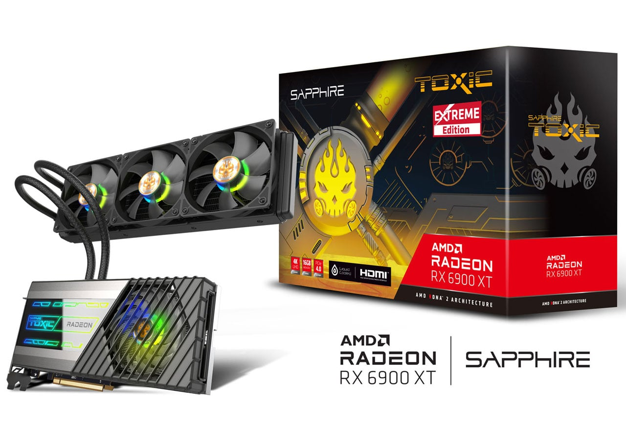 グラフィックスボード SAPPHIRE TOXIC Radeon RX 6900 春の新作 期間限定特価品 XT vd7639 OC 正規代理店保証付 EDITION GAMING EXTREME 16GB