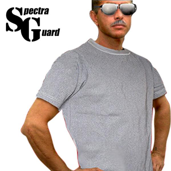 防刃Tシャツ 「防刃スペクトラ Tシャツ SPC-T」 Mサイズ~XLサイズ 送料無料
