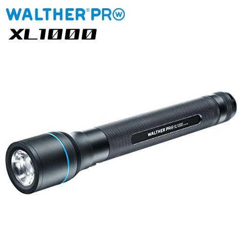 【ワルサープロ フラッシュライト (WALTHER PRO Flash Light)】 MAX920ルーメン ハイパワーLEDライト「ワルサープロ XL1000」 【国内正規品】【送料無料】