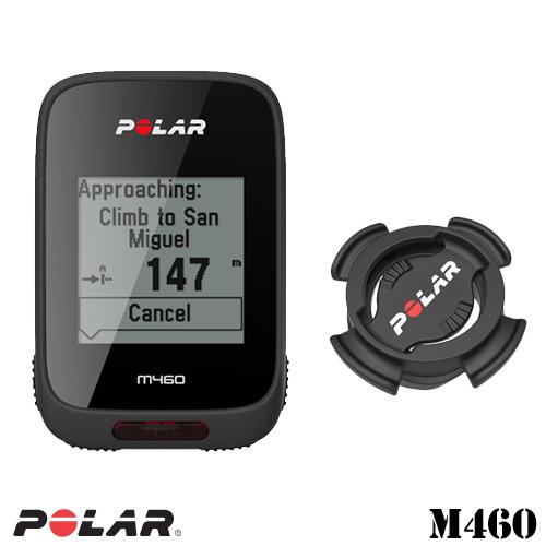 Polar(ポラール) GPS内蔵 サイクルコンピュータ M460