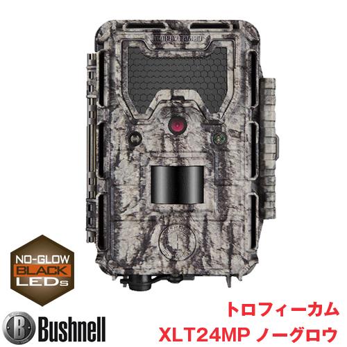 Bushnell(ブッシュネル)正規品 トレイルカメラ 人感センサー搭載 カラー液晶モニター内蔵 屋外型センサーカメラ トロフィーカム XLT 24MP ノーグロウ BTR-XLT24MP-N