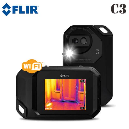 FLIR(フリアーシステムズ) 3インチタッチパネルスクリーン WiFi機能付きコンパクトサーモグラフィカメラ フリアーC3 フリアーC3, ブランディング2号店:f842a77c --- sunward.msk.ru