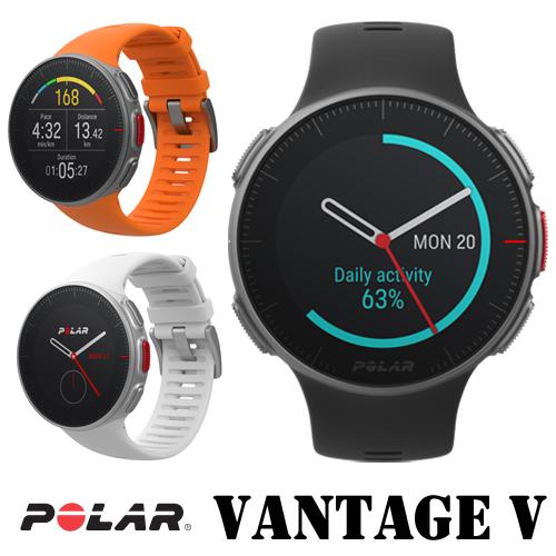 POLAR(ポラール) ランニングウォッチ マルチスポーツウォッチ Polar Vantage V