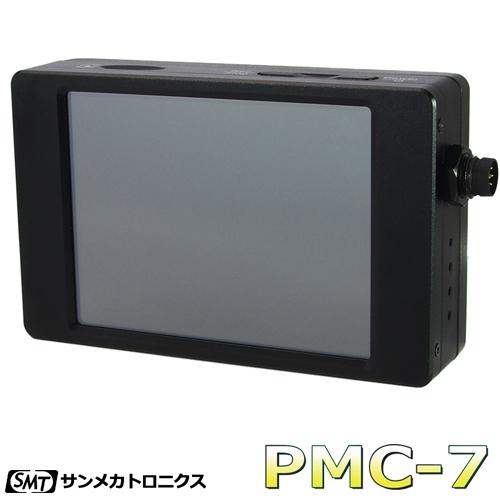 サンメカトロニクス Wi-Fi機能搭載PMC-3シリーズ用レコーダーPMC-7
