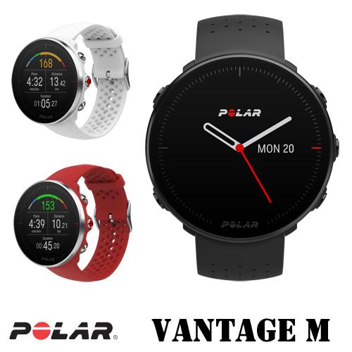 POLAR(ポラール) ランニングウォッチ マルチスポーツウォッチ 軽量モデル Polar Vantage M