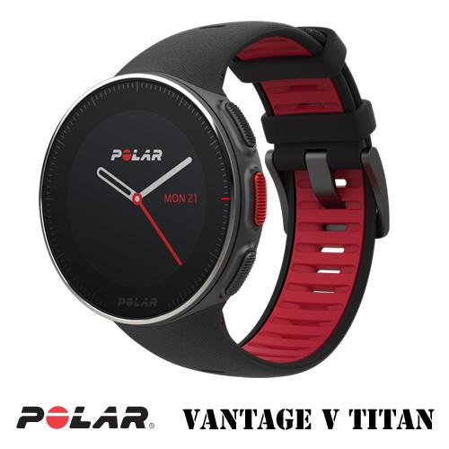 POLAR(ポラール) ランニングウォッチ マルチスポーツウォッチ Polar Vantage V TITAN 90072458