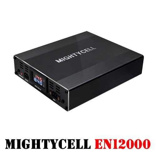 ドライブレコーダー用 補助 バッテリー MIGHTYCELL ドライブレコーダー専用 補助バッテリー EN12000 高級な iKeep お得セット