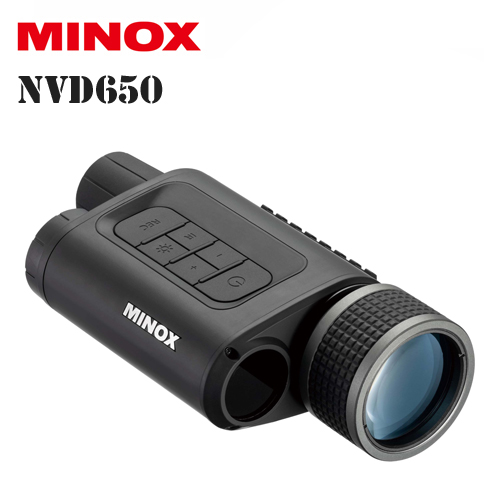 MINOX(ミノックス)HD動画 約500万画素撮影機能搭載 録画可能 ナイトビジョン 単眼鏡型デジタル暗視スコープ NVD650