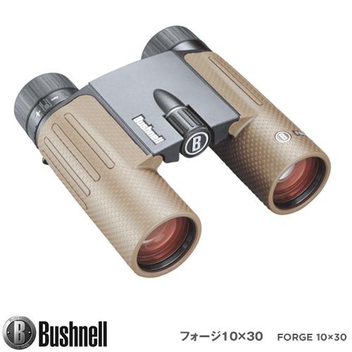 Bushnell ブッシュネル ハイグレード コンパクト双眼鏡 フォージ 1030 FORGE 10x30 日本正規品
