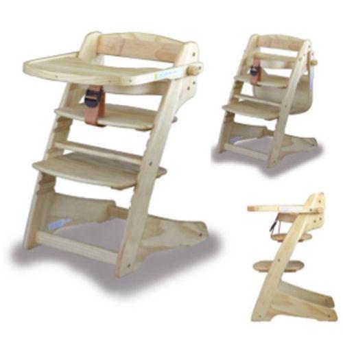 【送料無料】エコ元気・天然木テーブル付ベビーチェア【YDKG-f】 02P12Jun12